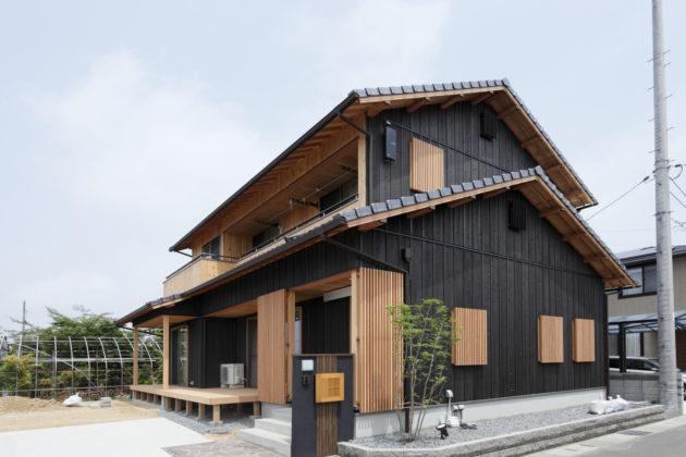 趣ある和空間の家 施工例