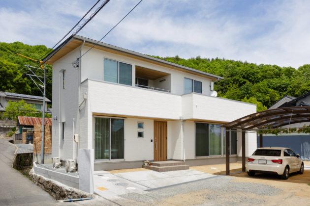 風が通り光降り注ぐ、自然エネルギーに満ちた家 | 施工例
